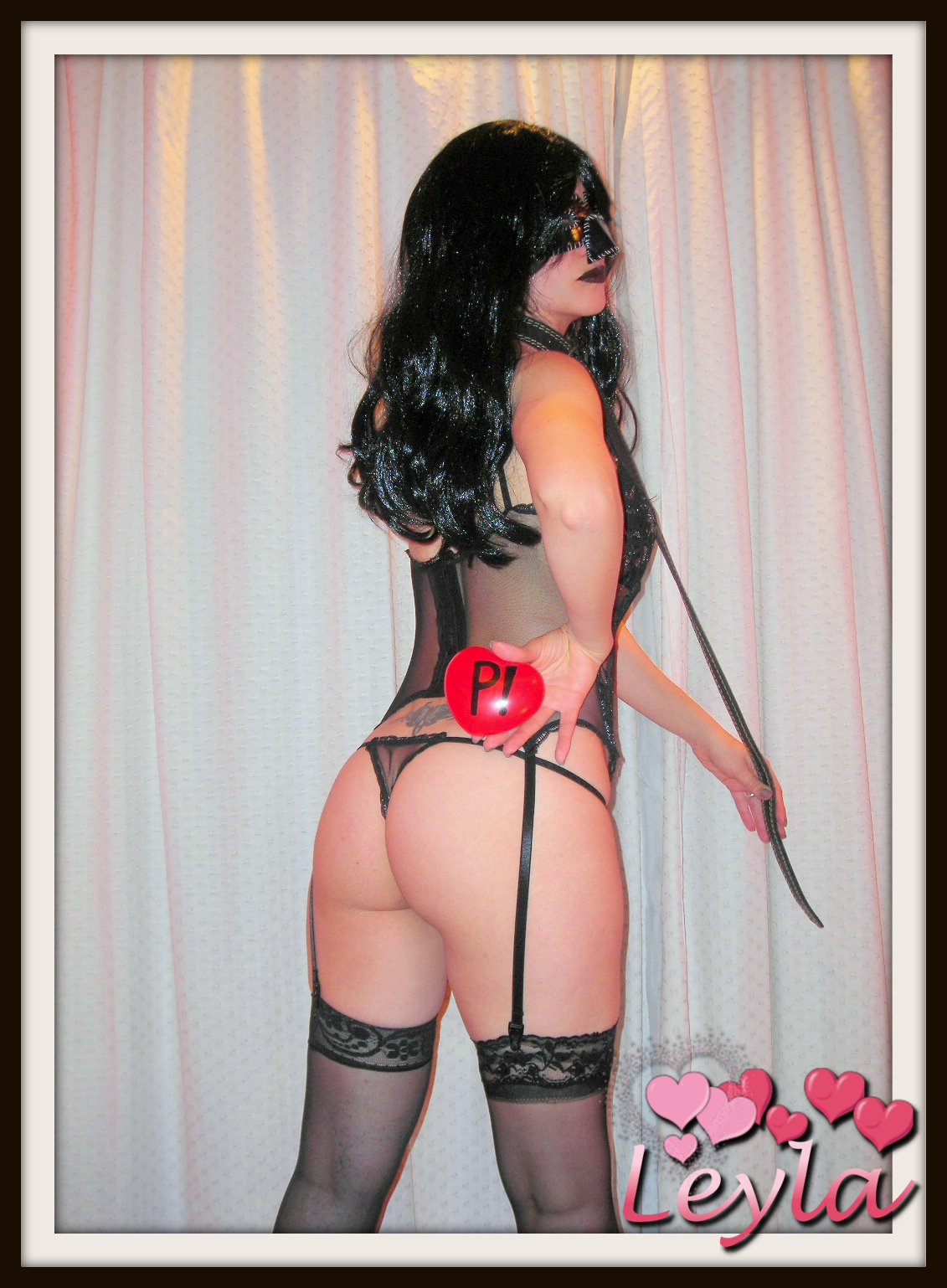 Leyla cubierta en lactancia erótica.. BDSM + gifs + video