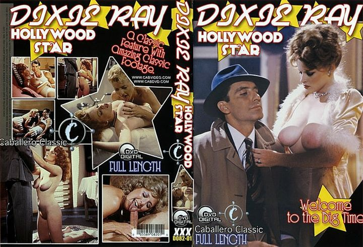 Juliet anderson dixie ray hollywood star 1983