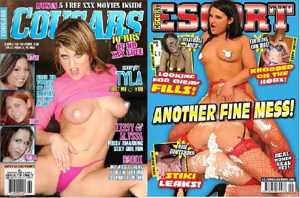 Escort porn magazine