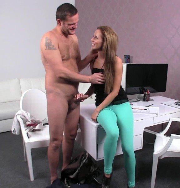 Мужчина порно кастинг