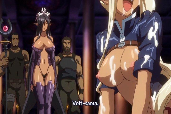 порно аниме воительницы