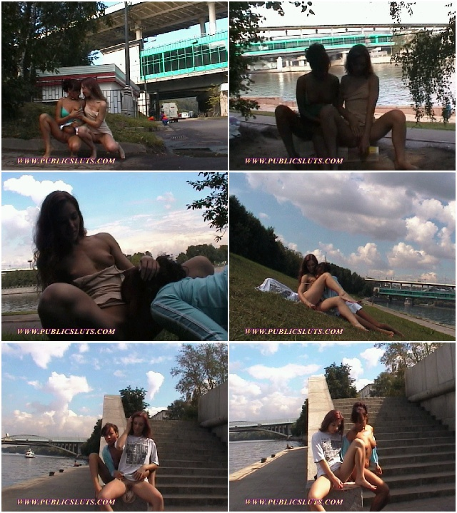 PublicSluts.com - Public Nudity Movies (34) [SD] SiteRip