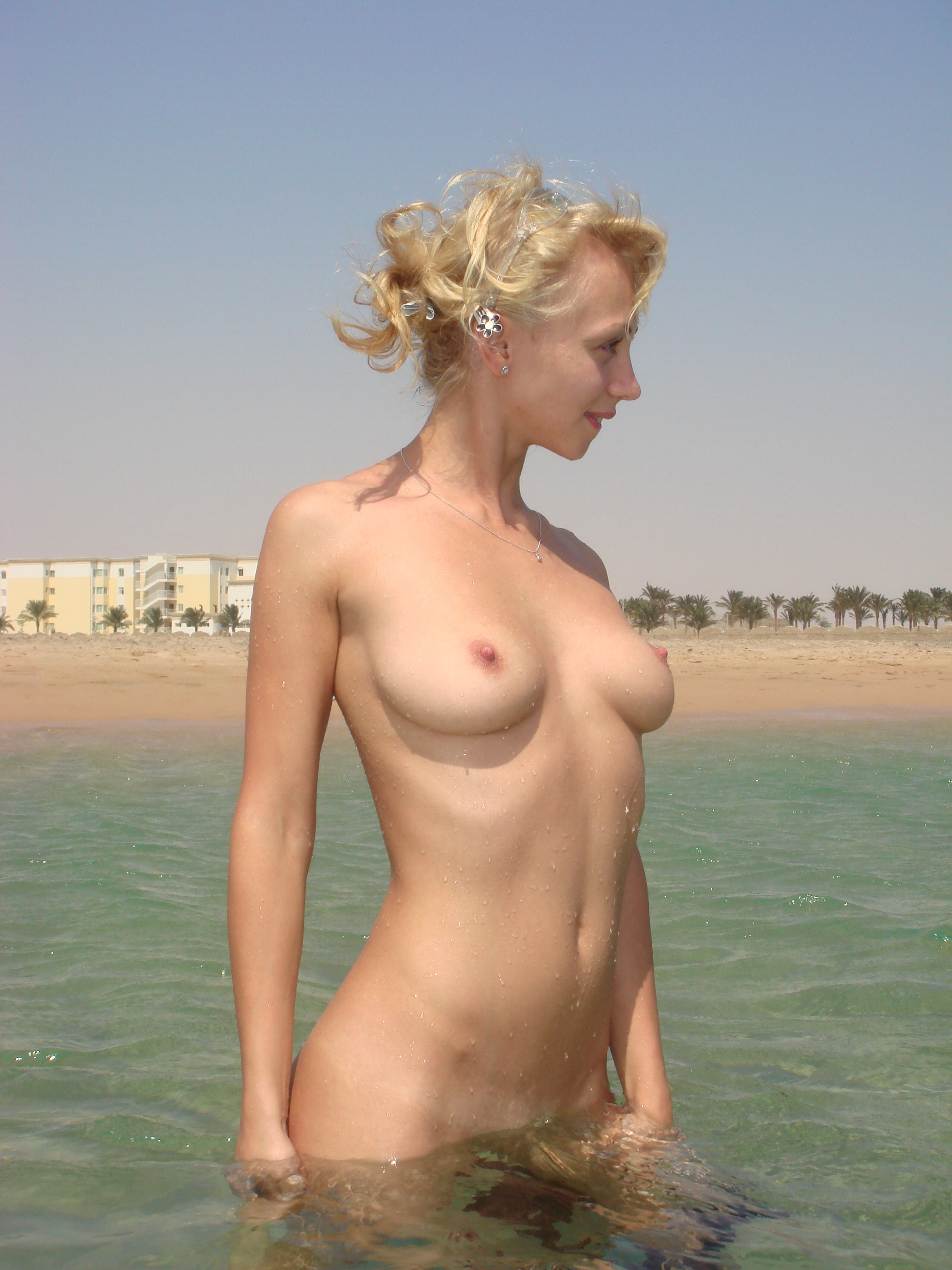 Частное порно фото с отпуска
