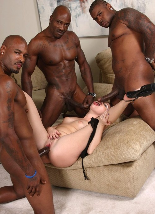 Chicas anal negros