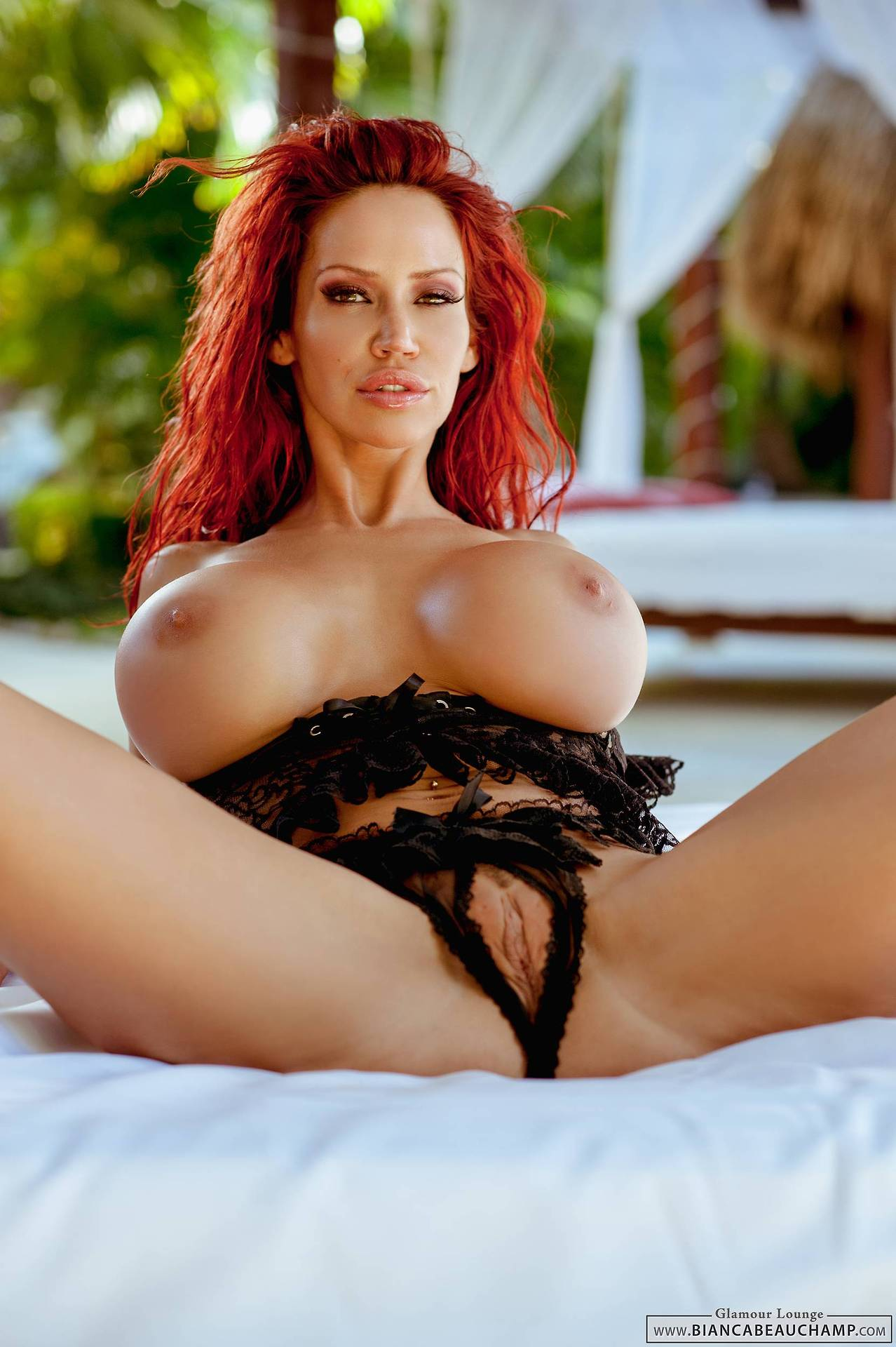 Opinion bianca beauchamp vagina consider, that