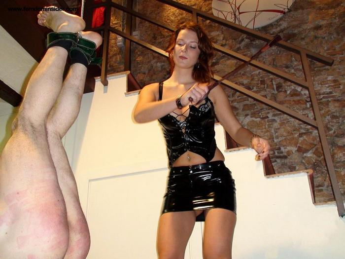 caning feet