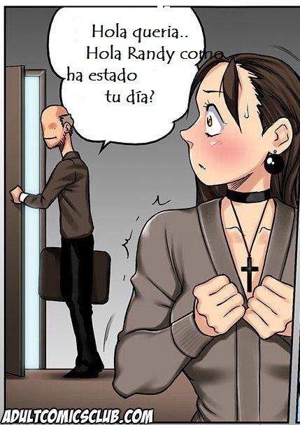 comic xxx la madrastra caliente en español