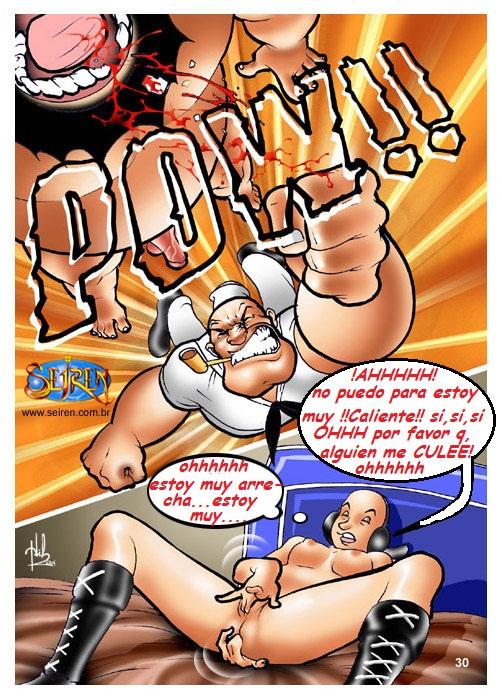 comic xxx popeye el marino full en español