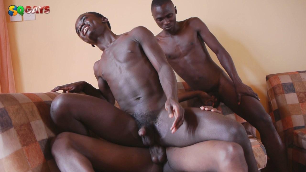 смотреть порно с гей африканцами