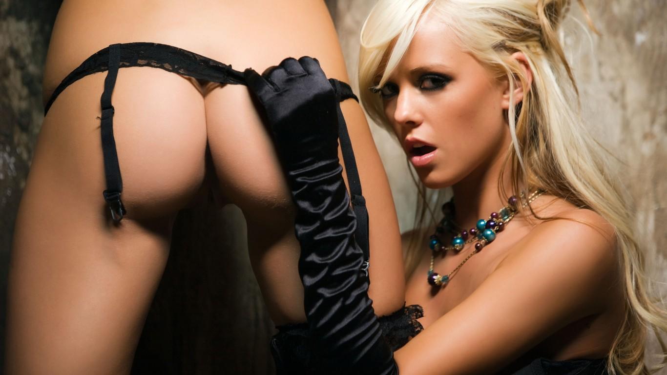 Club de striptease de elegancia desnuda
