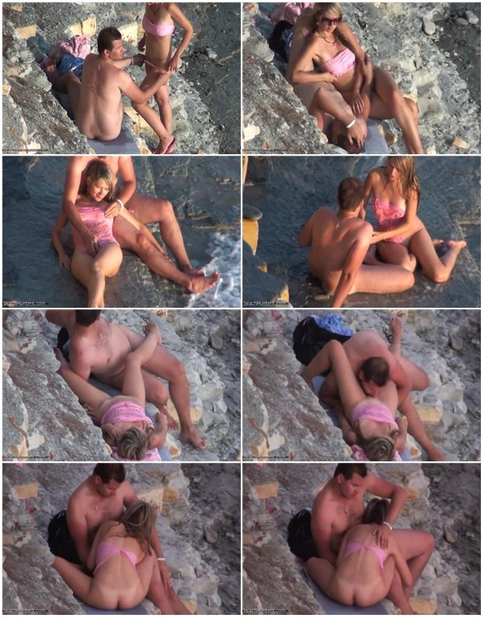 voyeur sex beach teen