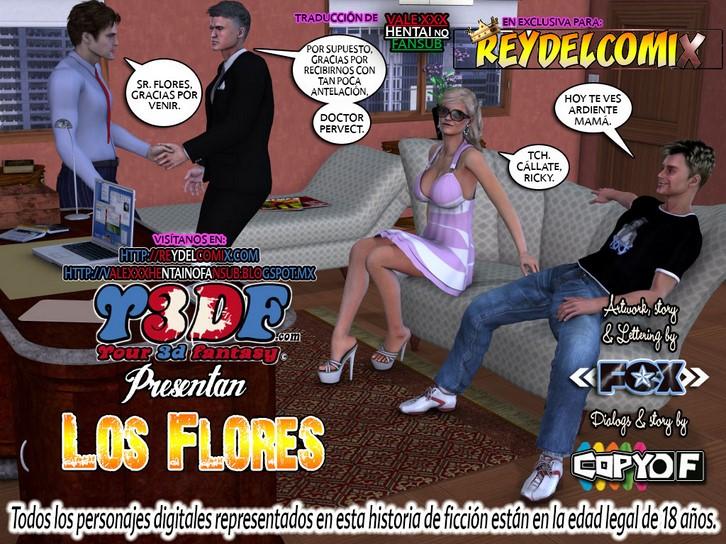 Y3DF - Los Flores 1 4