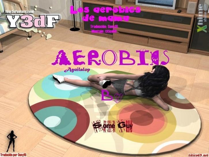 Y3DF - Los aerobicos de mama 4