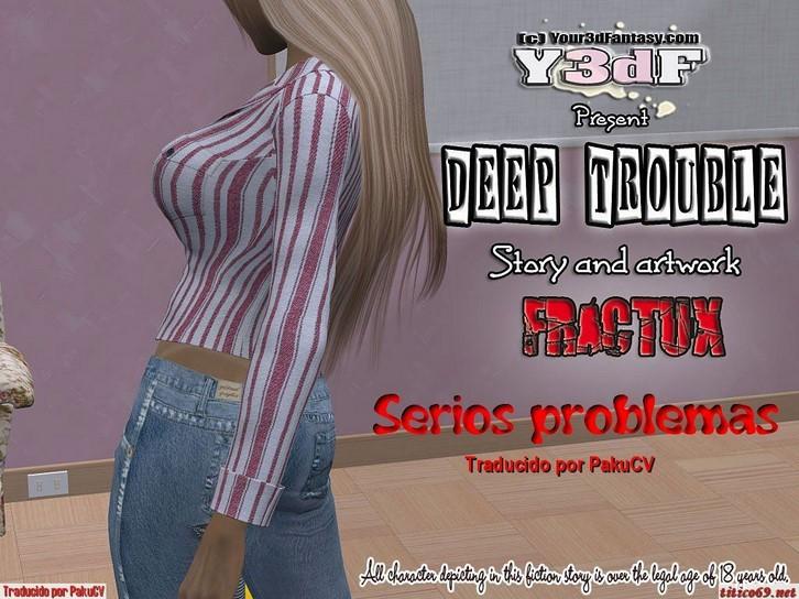 Y3DF - Deep Trouble - Español 4