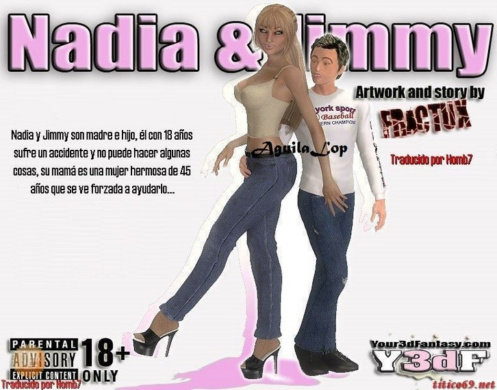 Y3DF - Nadia y Jimmy - Español 4