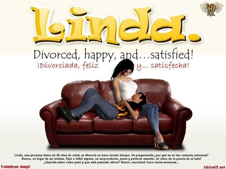 3D World - Linda 1 divorciada feliz y satisfecha 4