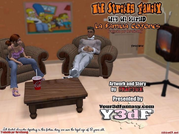 Y3DF - The Strikes Family - Español 4