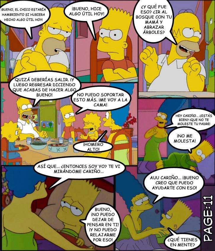 Симпсоны жаркий день комикс порно 39130 фотография