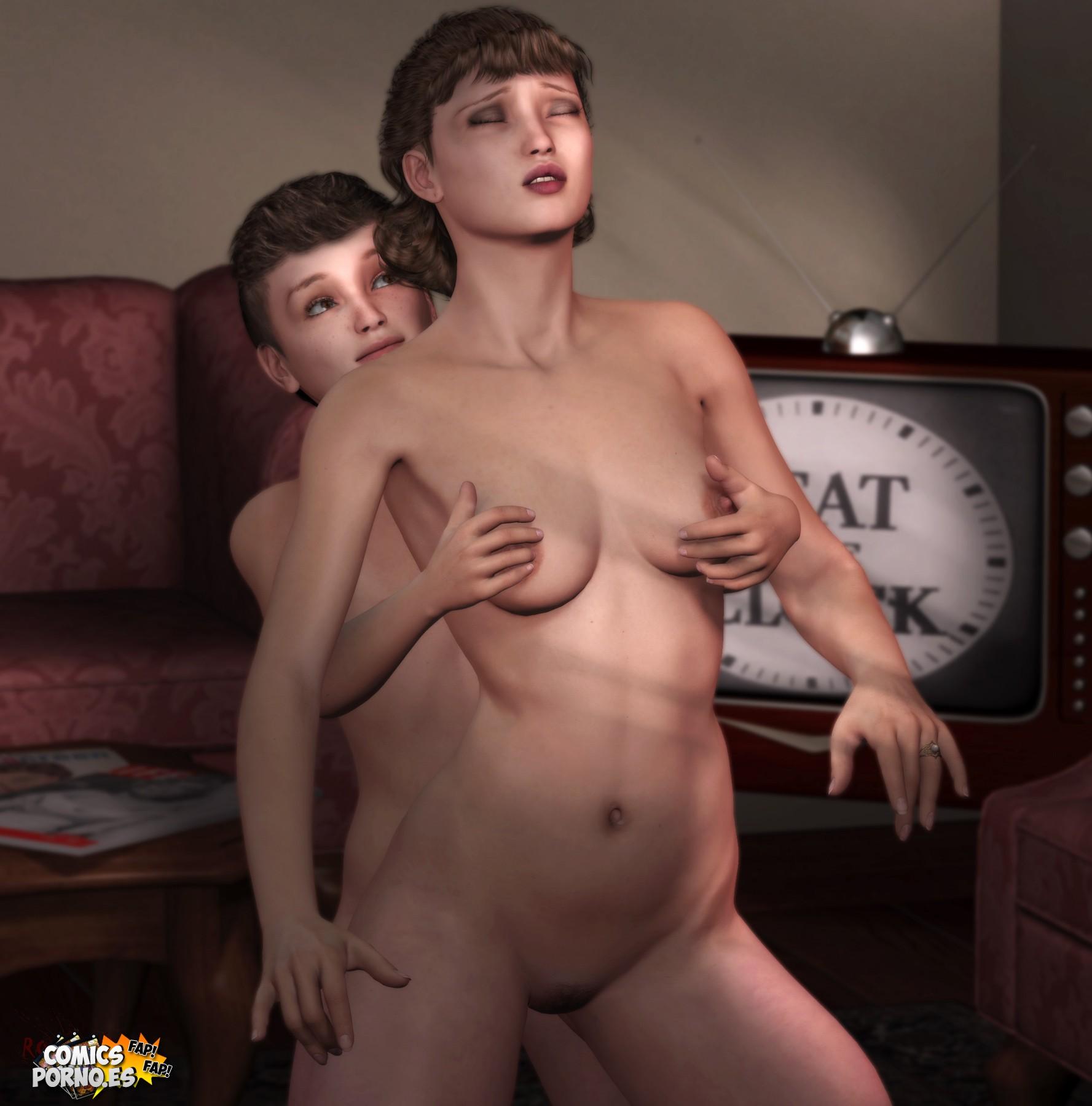 A Madre Porno roadkill bad day,incesto- madre hijo ~ ver porno comics