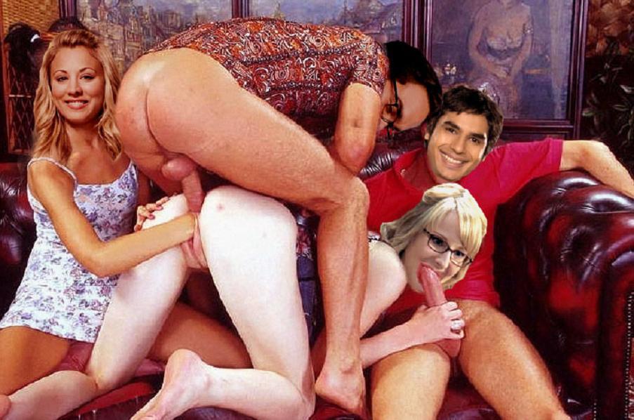 Free Hd The Big Bang Theory Xxx Parody Porn Photo