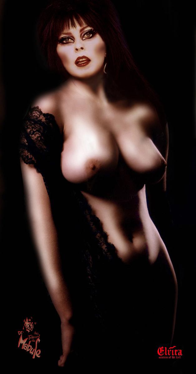 Elvira Mistress Of The Dark Aka Cassandra Peterson Nude