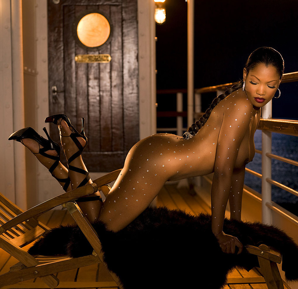 Garcelle beauvais nude