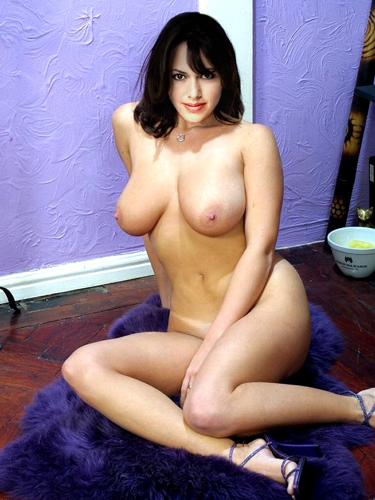 Susanna hoffs oiled and nude