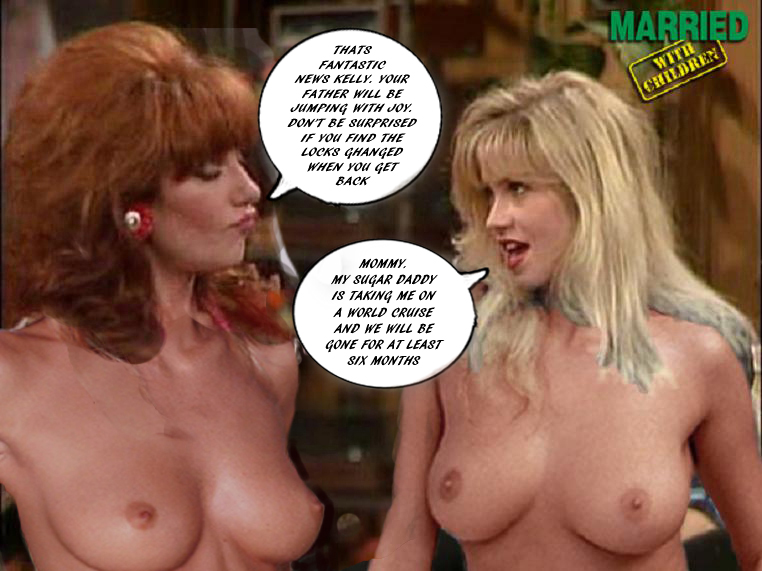Kelly and peggy bundy nude