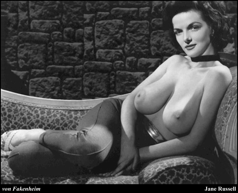 Jane nude pic russell