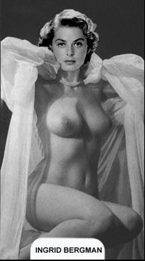 Ingrid Bergman Pussy And Nude Moments Compilation