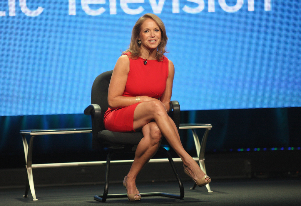 Interview with katie couric
