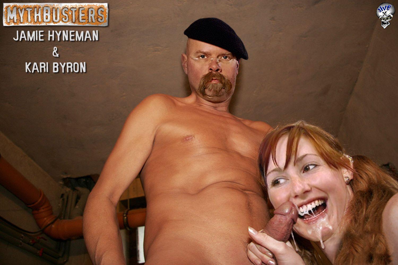 Kari byron deepfakes porn cock loving redhead