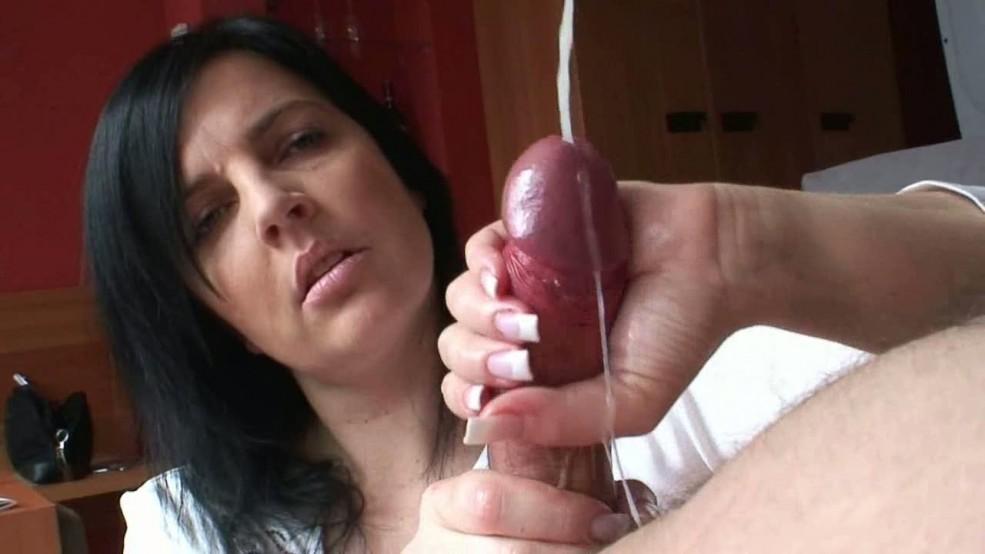 Women great handjobs