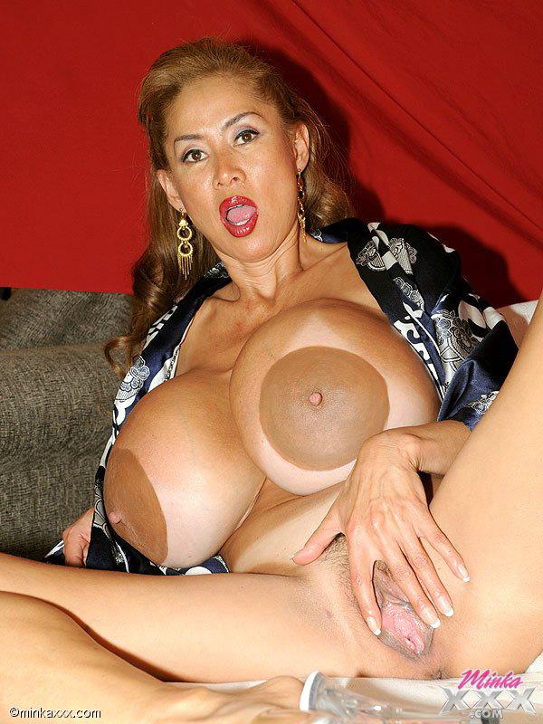 Sex Queen Milf Deauxma Strapon Fucks With Busty Asian Minka