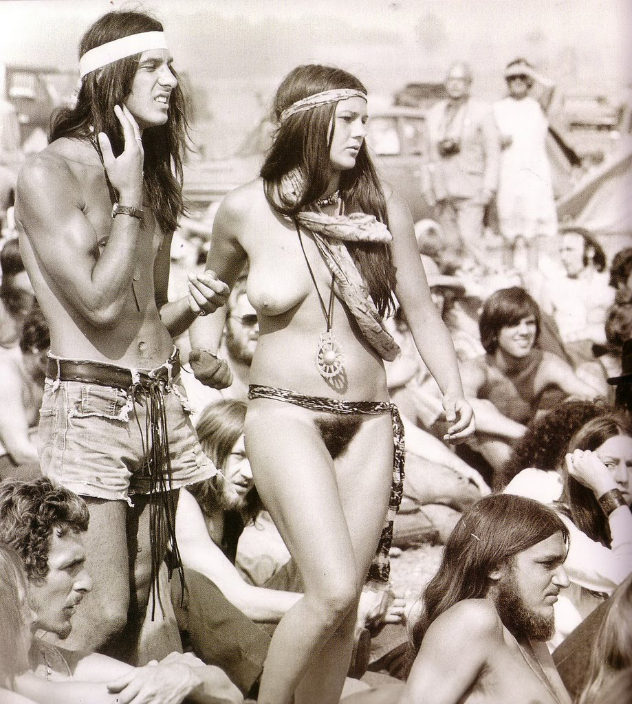 Woodstock Photos Nude Tape