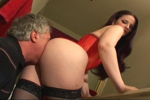 Ass Kissing Ace Femdom