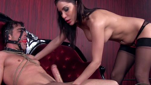 Fuck With A Slave Femdom