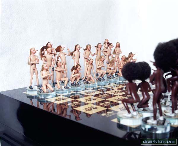 Nuevo deporte olímpico: Sexy Chess